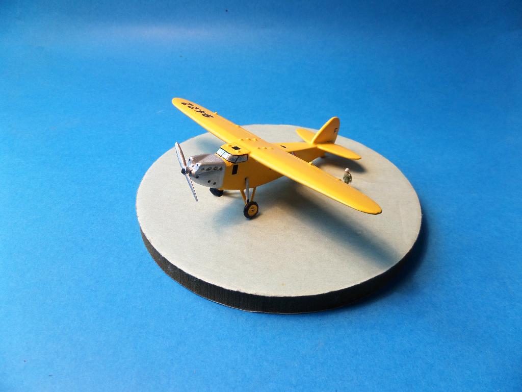Decalcomanie à Eau Miniature Avion Custom Customdecalfr